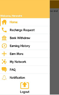 Running Recharge Get Free Mobile Recharge for Click on Ads http://www.nkworld4u.com/