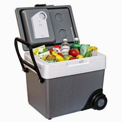 Coolers on wheels for Motor cooler on wheels
