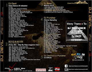 Dj Devil - Devil Dance 11 (Deep Dance Reloaded 29) Mixfreaks