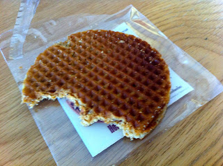 Stroopwafels made in Thailand