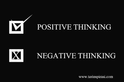 Mengapa Kita Harus Berpikir Positif