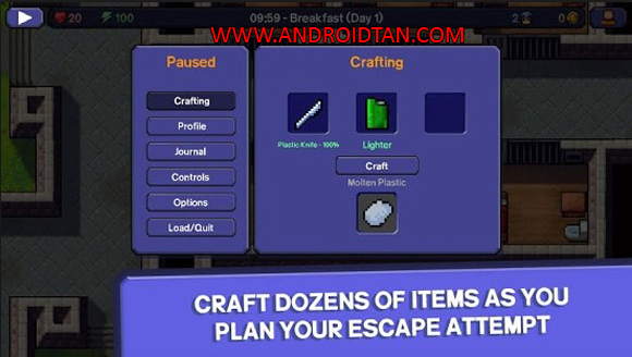 The Escapists Mod Apk
