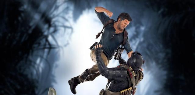 Así es la nueva figura de Uncharted 4: El Desenlace del Ladrón