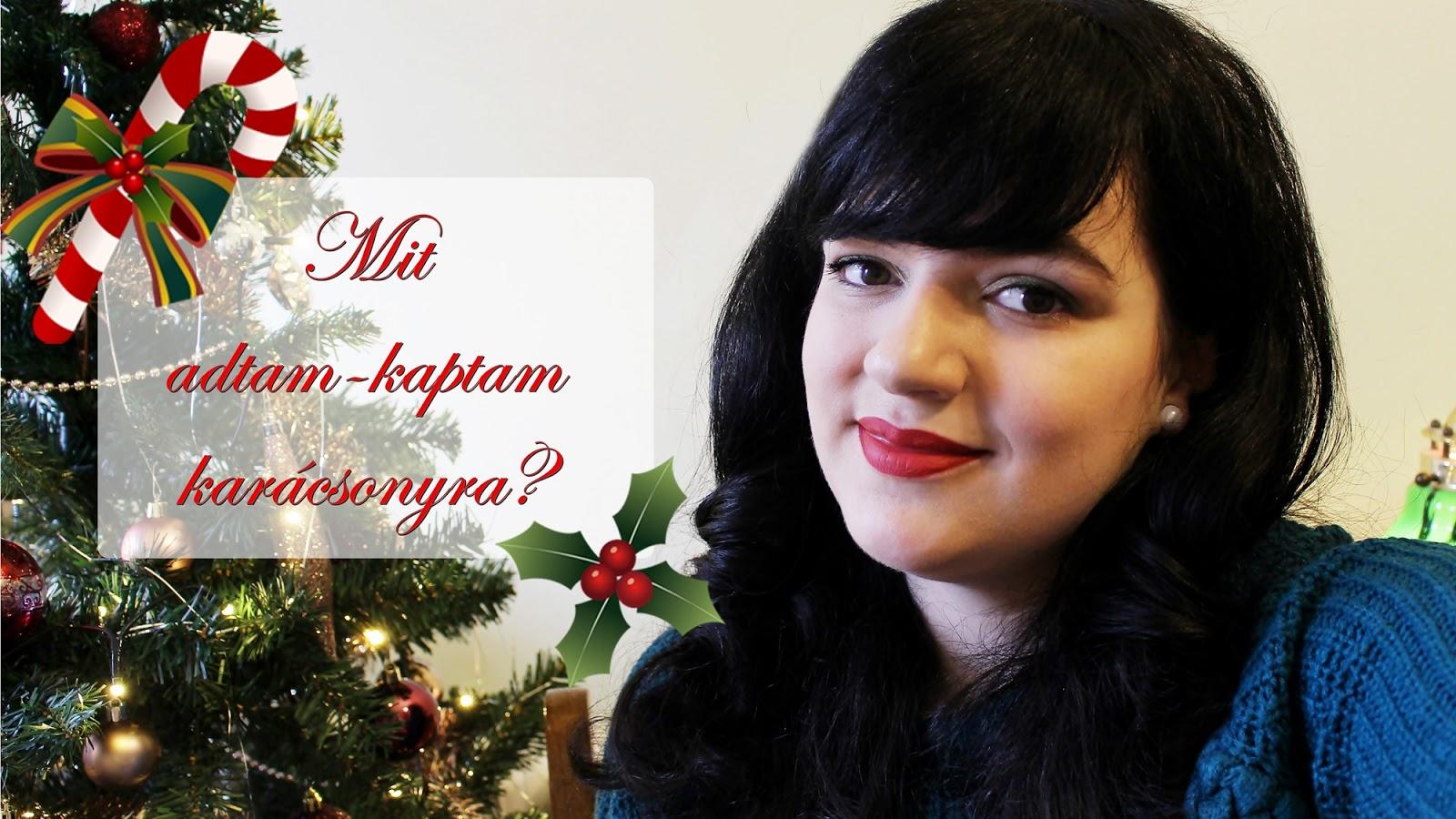 Mit adtam-kaptam karácsonyra? - Videó