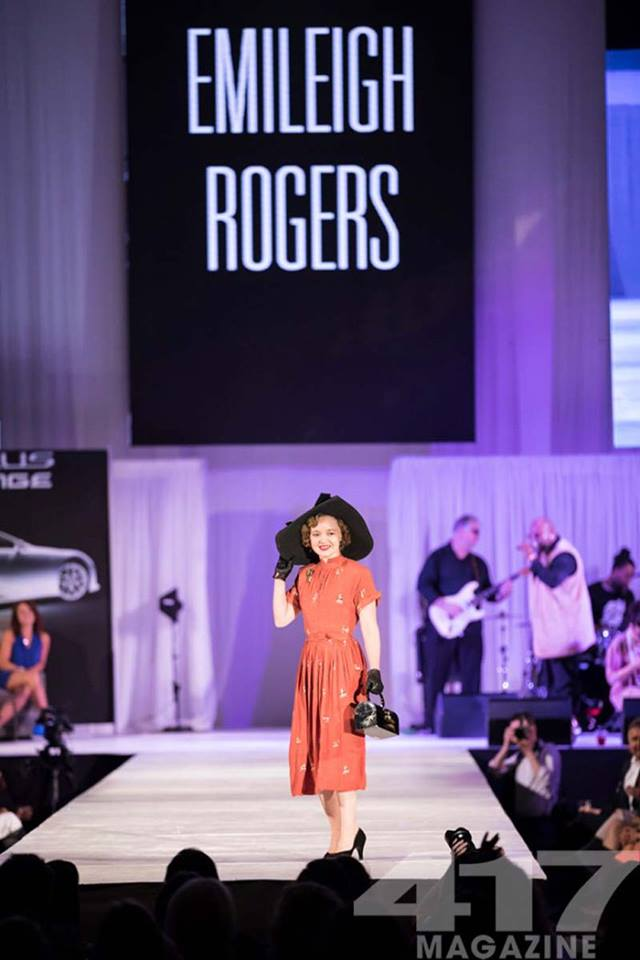 Flashback Summer: Emileigh Rogers at 2018 417 Fashionation