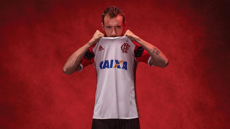e5d1623d31 Flamengo 16-17 Away Kit Released - Footy Headlines