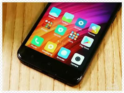 ini mengatakan beberapa fitur yang lebih tinggi dibanding  Spesifikasi Xiaomi Redmi 4X
