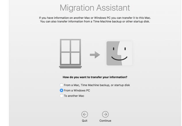 Cara Mudah Mentransfer Data Dari Windows Ke Mac 2