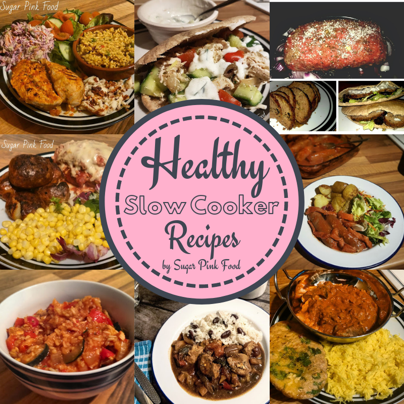 Healthy, Easy, Slow Cooker Recipes