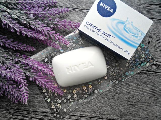 """Nivea Creme Soft Care Soap Крем-мыло с увлажняющим миндальным маслом """"Увлажнение и забота"""""""