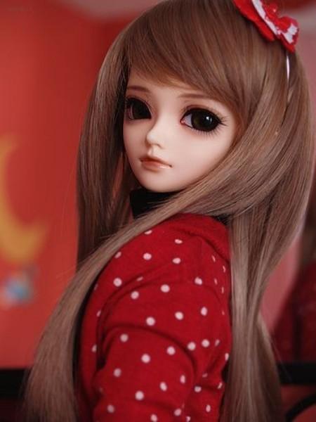 whatsapp dp sad doll
