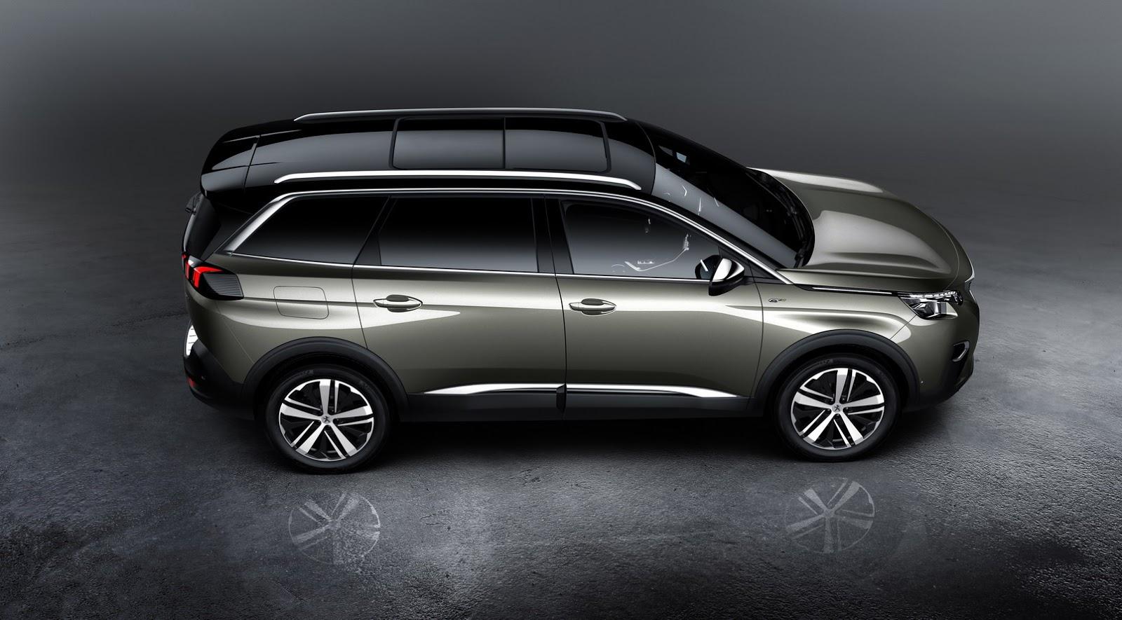 Yeni Peugeot 5008 Tanıtıldı Sekiz Silindir