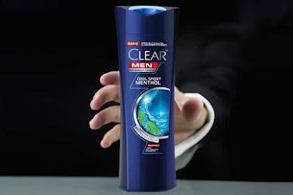 Keunggulan Clear Sebagai Shampo Untuk Menghilangkan Ketombe