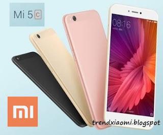 Series ponsel xiaomi Mi generasi kelima alias Mi  Ponsel Xiaomi Mi 5