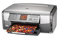 HP Photosmart 3210 Printer Driver