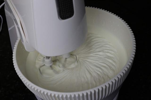 Preparación de mantequilla casera