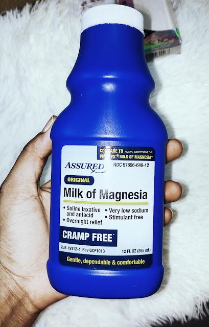 milk of magnesia review as face primer, oncedarplanet, Cedar Adinfono
