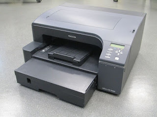 Download Printer Driver Ricoh Aficio GX7000