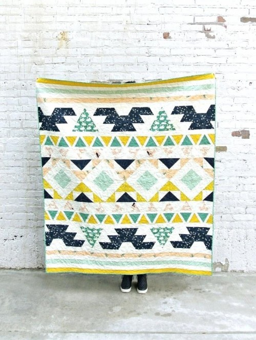 Warrior Quilt - Free Pattern