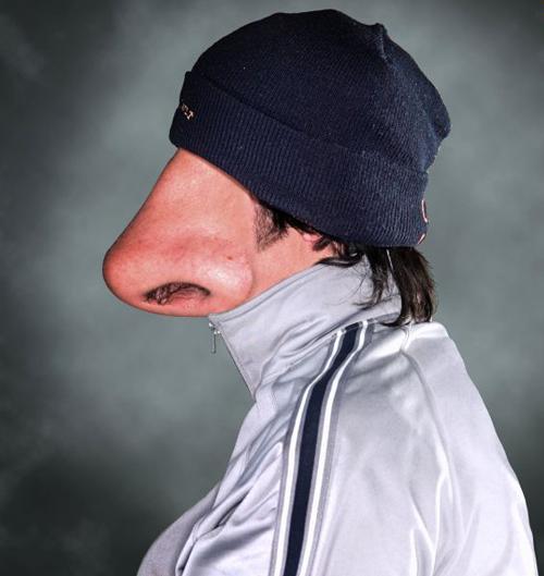 Manipulasi Hidung