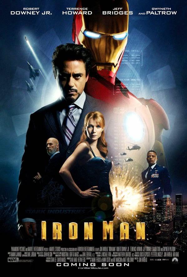 Iron Man (2008) ταινιες online seires oipeirates greek subs