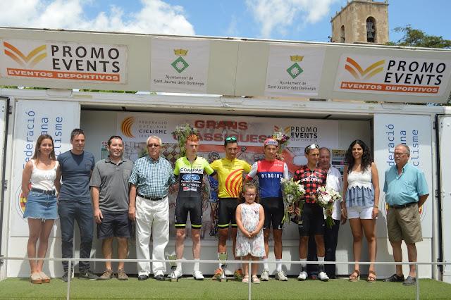 Esguard de Dona - Foto Lliurament premis 46è Gran Premi Ciclista del Baix Penedès.