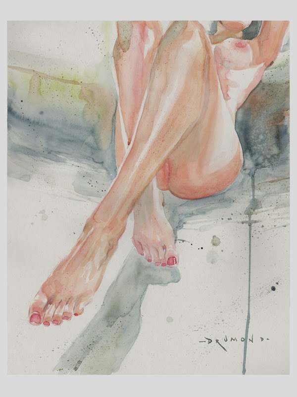 ©Ricardo Drumond | Drumond Art - Watercolors