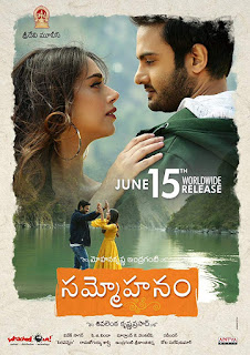 Sammohanam (2018) Hindi Dual Audio UnCut HDRip | 720p | 480p
