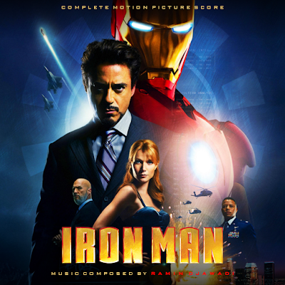 Image result for Iron Man 1 score