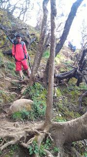 setinggi puncak gunung foto tips rute pendankian puncak gunung bawakaraeng chord