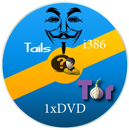 Tails i386 2.7 poster box cover