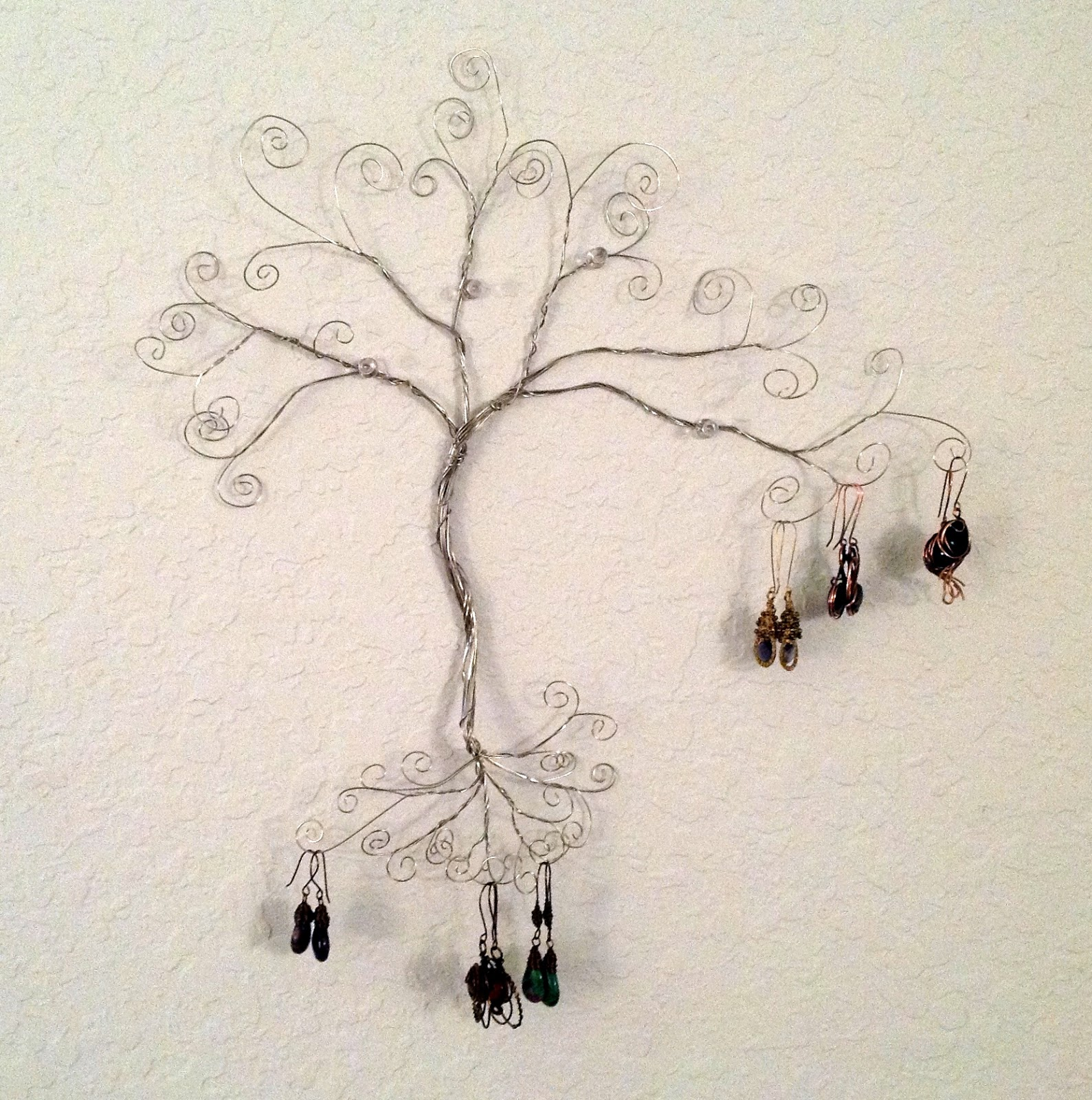 perfectly twisted handmade wire wrapped beaded and gemstone jewelry Basic Electrical Wiring Outdoor diy fun \u0026 functional weekend projects