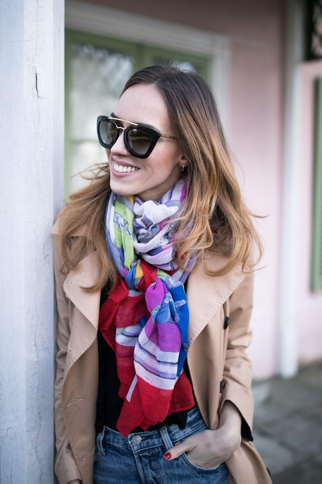 prada sunglasses outfit