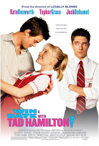 Win a Date with Tad Hamilton! Poster