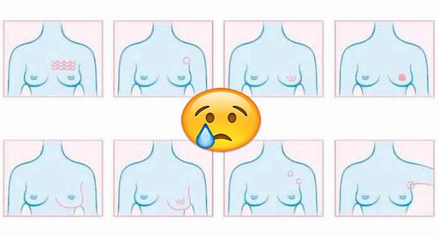 4 علامات تحذيرية للإصابة بسرطان الثدي عليك معرفتها | ملكة العرب.