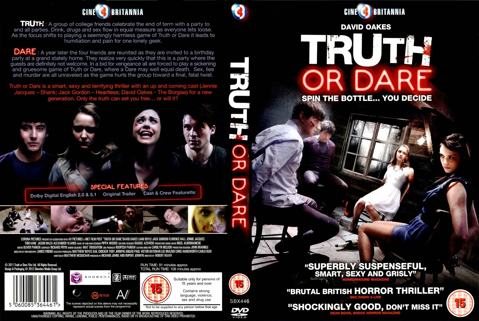 Flot TRUTH OR DARE - Newphobia IN-33