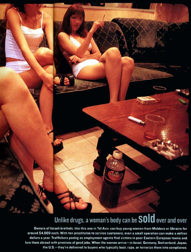 Girls For Sale Israeli Sex Slaves