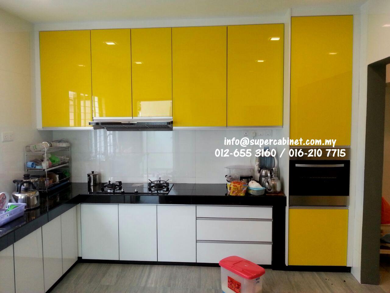 Kitchen Cabinet Super Cabinet Sdn Bhd