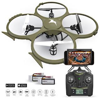kolibri drone