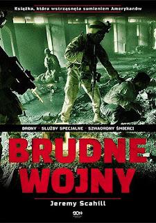 """Brudne wojny"" - Jeremy Scahill"