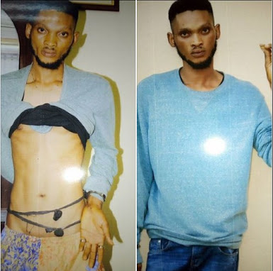 Notorious Cultist Nabbed In Calabar, Charms Recovered