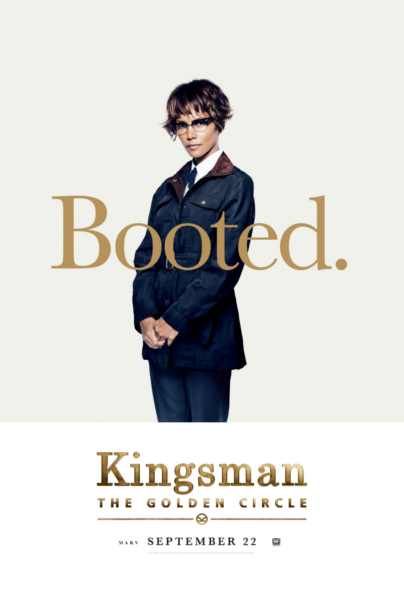 kingsman the golden circle halle berry
