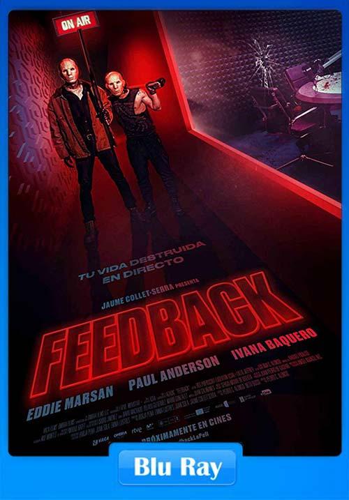 Feedback 2019 720p BluRay x264 | 480p 300MB | 100MB HEVC