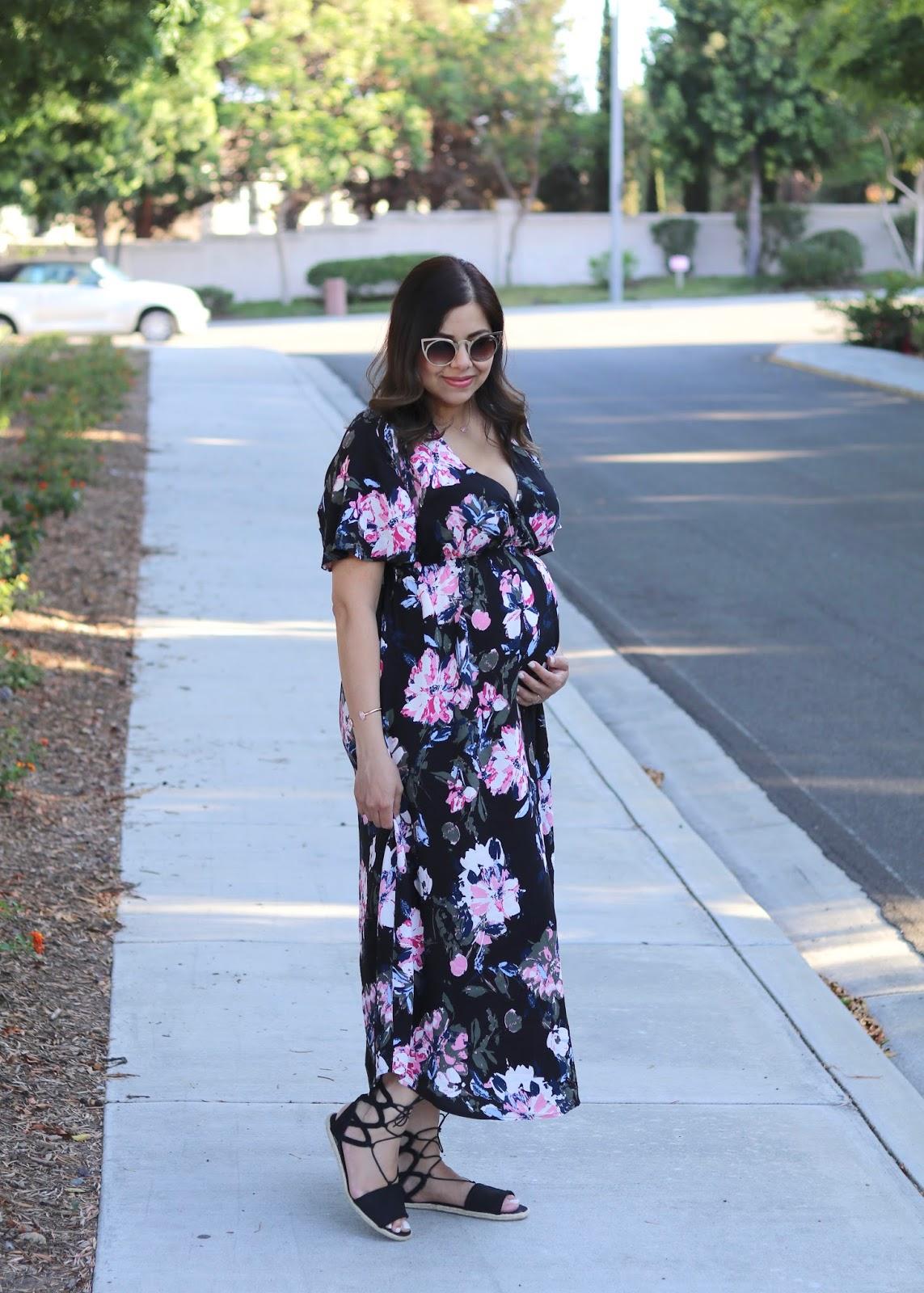 San Diego Maternity style, pregnancy fashion, pregnant fashion blogger