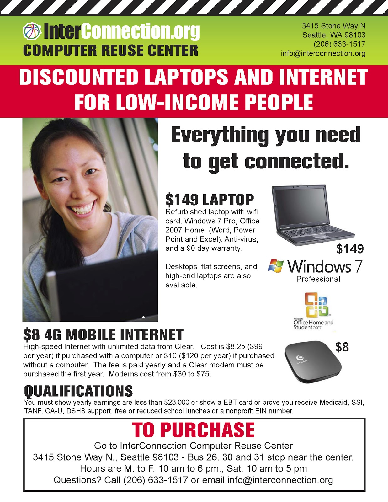 Technology Management Image: ConnectUp: New Low-cost Mobile Internet Program From