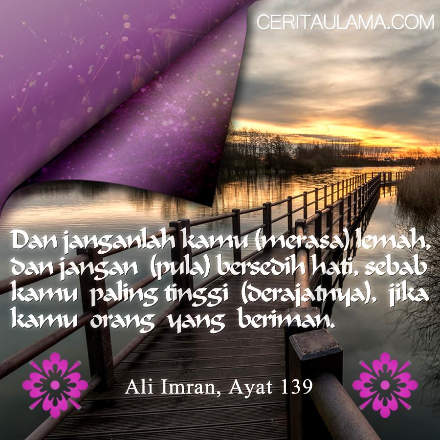 Kutipan Quran Ali Imran