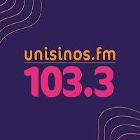 Rádio Unisinos FM 103,3 de São Leopoldo RS