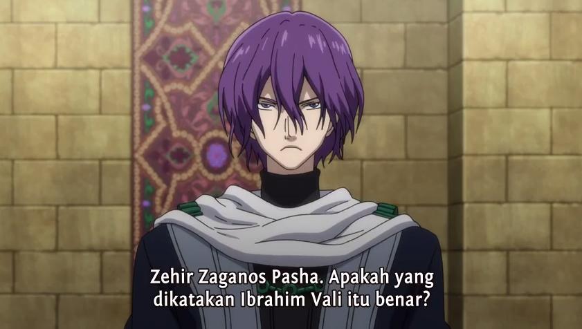 Fakta mencengangkan dari Anime Barokah,Shoukoku no Altair