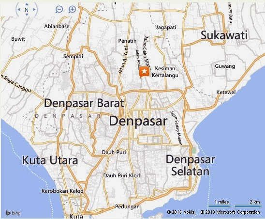 Art Centre Denpasar Bali Location Map,Location Map of Art Centre Denpasar Bali,Art Centre Denpasar Bali accommodation destinations attractions hotels map reviews photos pictures
