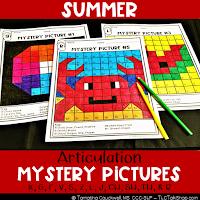 https://www.teacherspayteachers.com/Product/Summer-Articulation-Mystery-Pictures-3046866